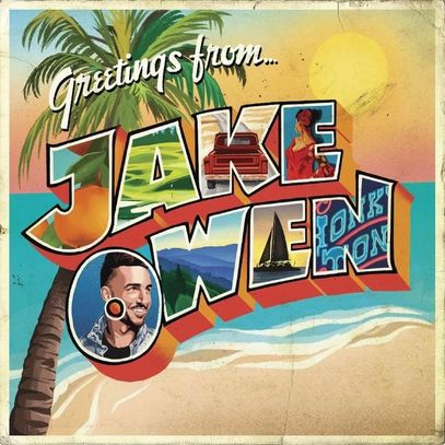 Greetings from Jake Owen, new album