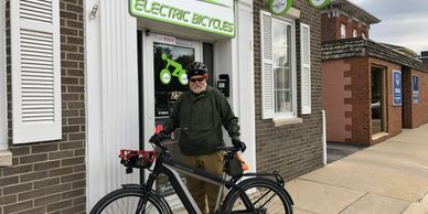 Riese & Muller eBikes at H.E.H. Human Electric Hybrids LLC Ypsilanti MI (734) 238-2269