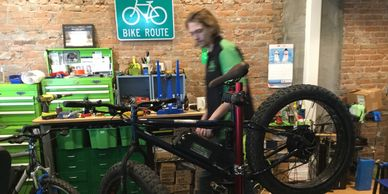 Electric Bicycle Services