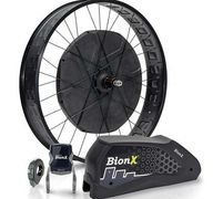 Electric bike conversion kits. Electric bike conversion service