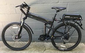 Custom Electric Bicycles