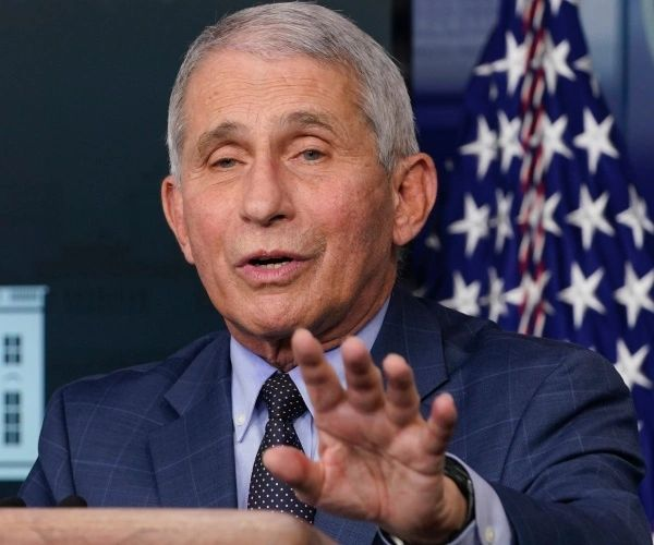 Republican Party to Democrats: 'Imperative' for Fauci to testify on COVID