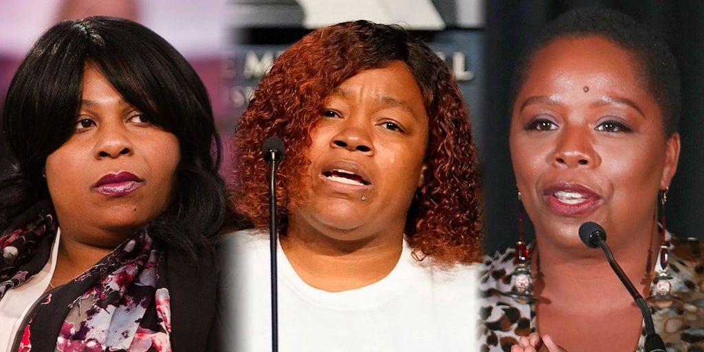 Black mothers of police shooting victims accuse BLM of profiting.