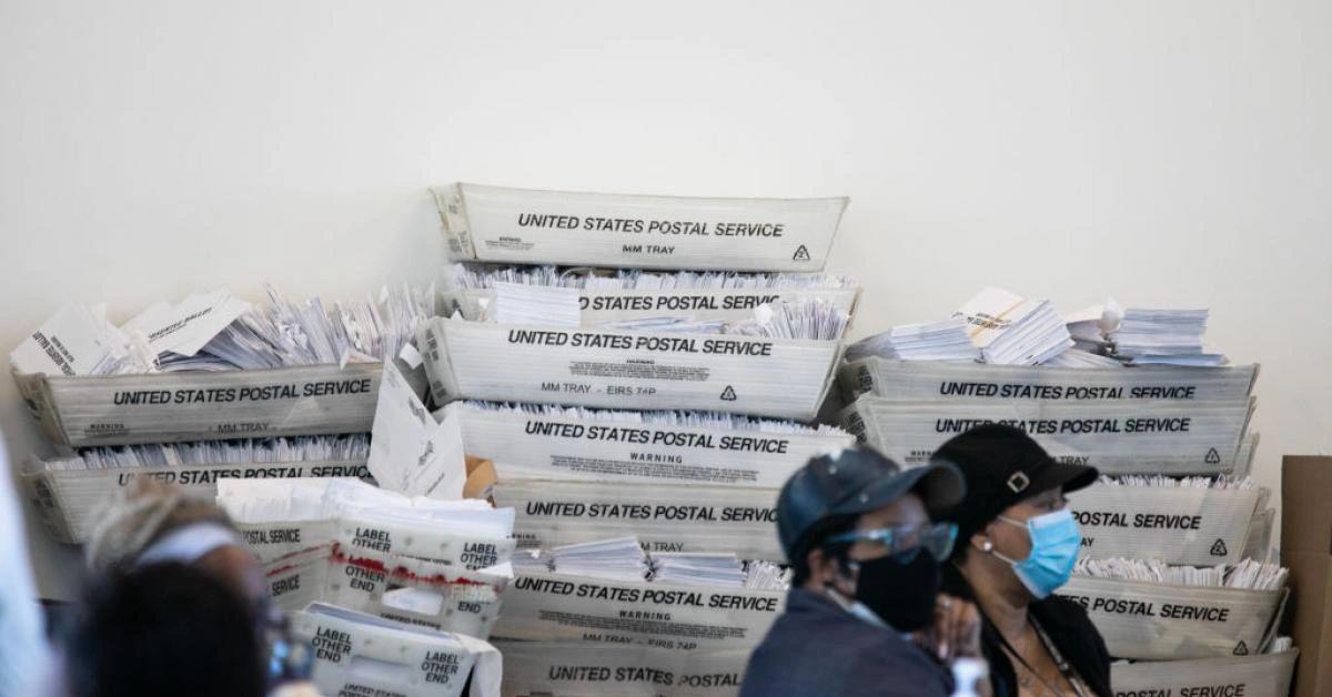 GA Audit Documents Expose Major Election Failures