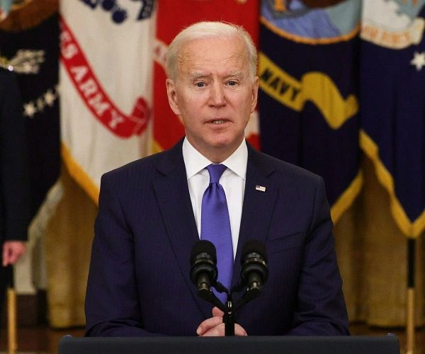 Rasmussen Poll: Half the US View Biden as Unfit for President