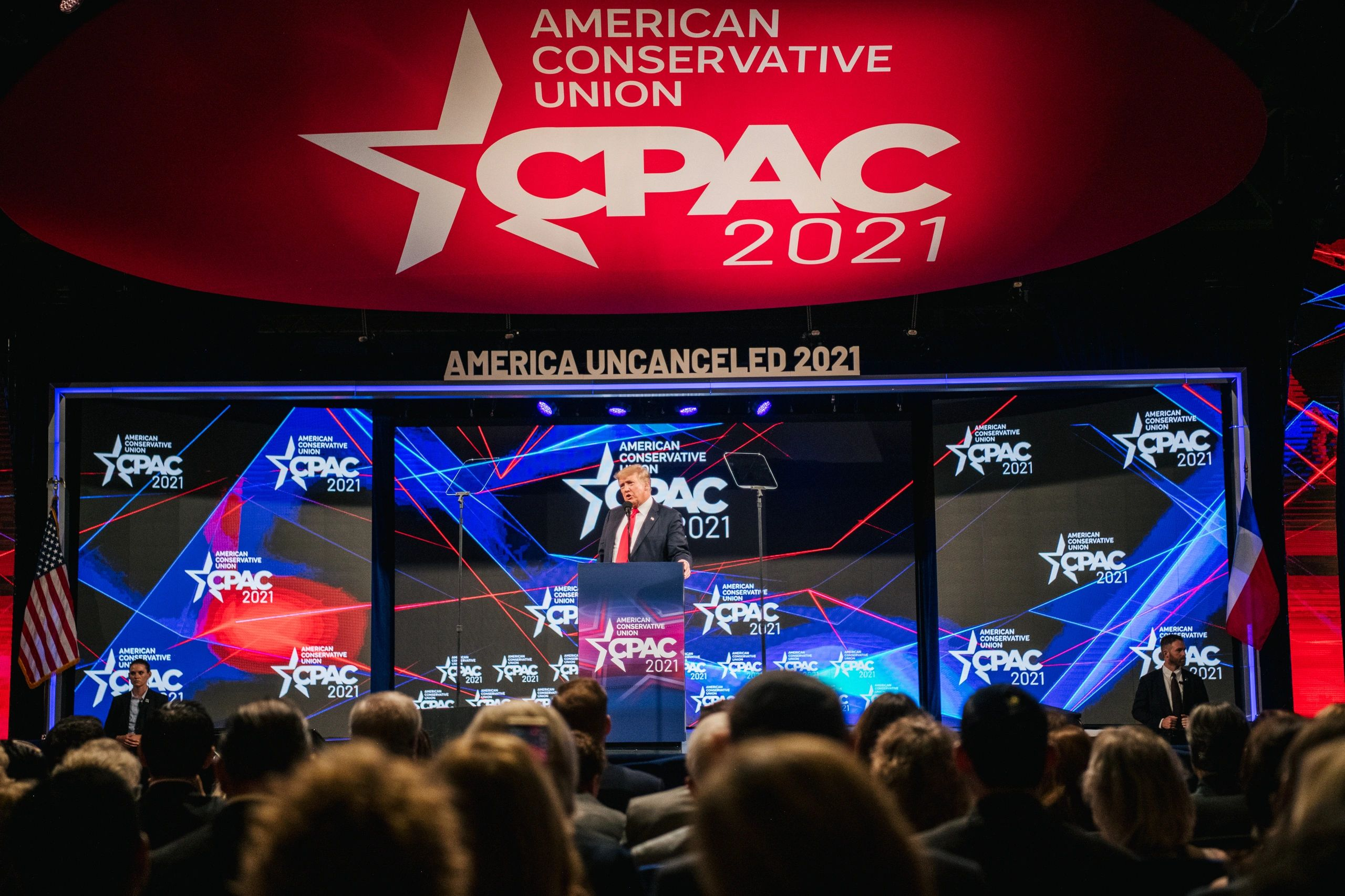 President Trump receives record support at CPAC