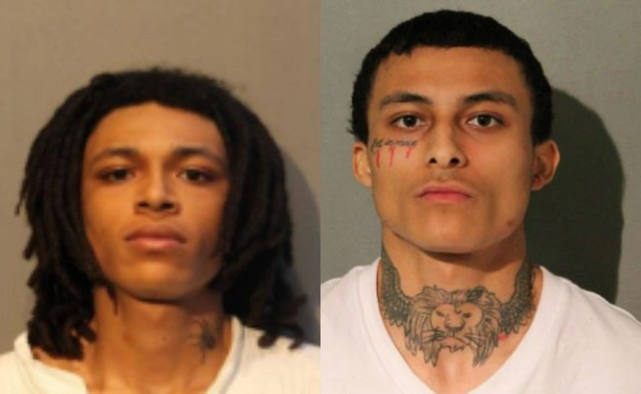 Two brothers arrested for fatal shooting at Chicago police office