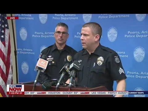Surprise attacks: 13 wounded, 4 shot and 1 killed in Phoenix, AZ