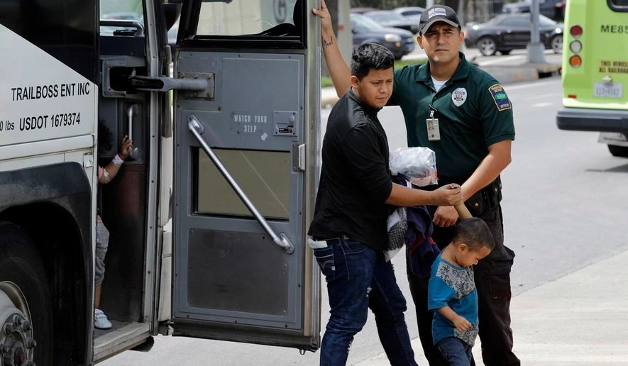 Illegal immigrants fallen in Texas city find 25% infected-Covid-19