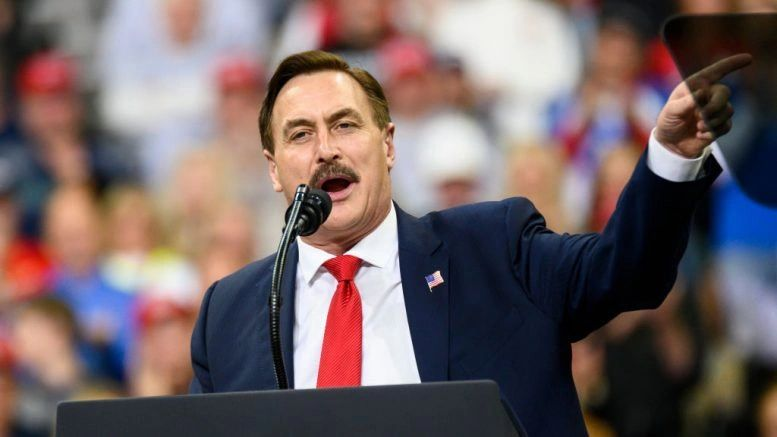 Lindell Offers $ 5 Million To Disprove His 2020 Voter Fraud Evidence