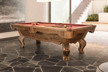 Chateau Pool or Snooker Table by Canada Billiard