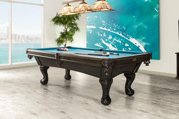 Dynasty Pool or Snooker Table by Canada Billiard