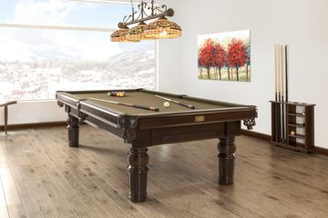 Elegance Pool or Snooker Table by Canada Billiard