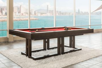 Maze Pool Table by Canada Billiard