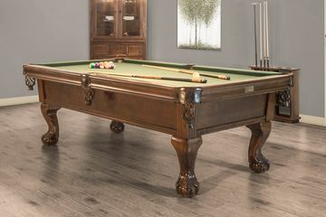 Obsession Pool or Snooker Table by Canada Billiard