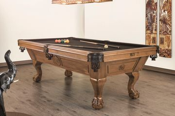 Regence Pool or Snooker Table by Canada Billiard