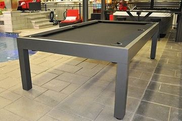 Storm Aluminum Outdoor Pool Table by Canada Billiard