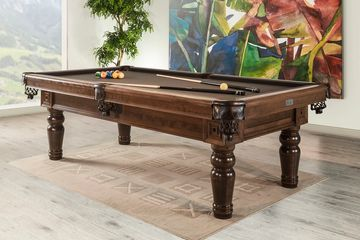 Supreme Pool or Snooker Table by Canada Billiard