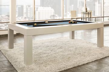 Touch Pool or Snooker Table by Canada Billiard