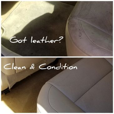 Carpet Cleaning|Complete Interior Detailing|Interior Shampoo|Vacuuming|Leather Treatment|Family Car