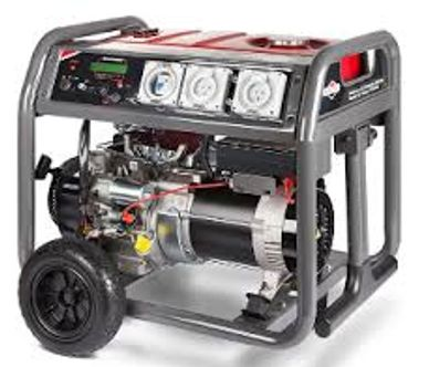 portable, generator, Briggs, Stratton, Generac, Kohler, Firman, economic, wheels, tires, handle,