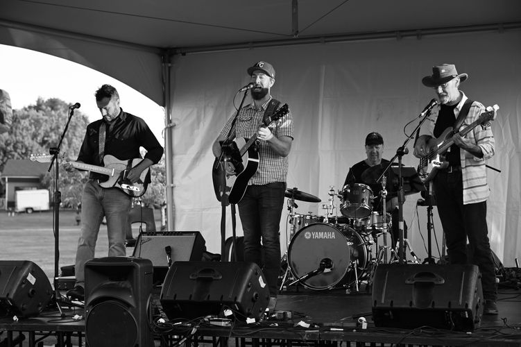 K.C. and the Moonshine Band Filomi Days Port Hardy 2019