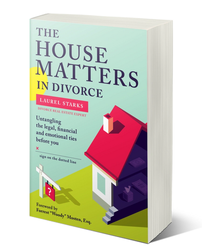 What is the right thing to do with the family home in divorce?