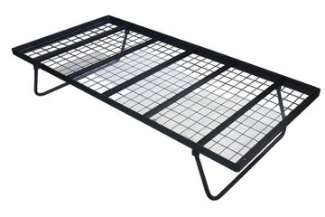 Commercial trundle. mesh base. single and king single sizes.Metal Manufacturing