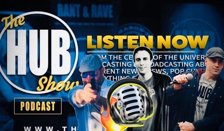 the hub show podcast hagerstown maryland