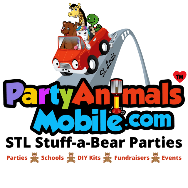 Party Animals Mobile St. Louis Area Stuff-a-Bear Parties, Events