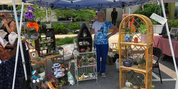 Swarthmore Makers Market 2019