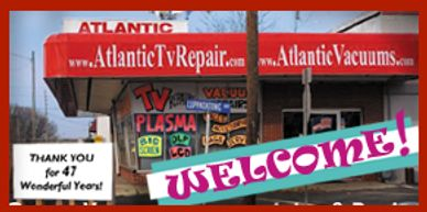 Welcome Atlantic Vacuum customers!