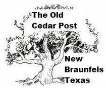 The Old Cedar Post