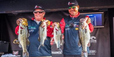 USA Bass Team win Pan American Championship.