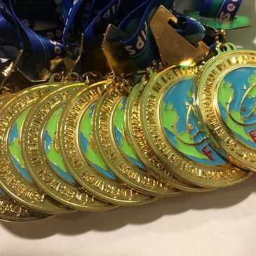 FIPSed gold medals