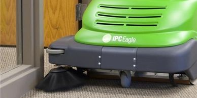 IPC Eagle Sweeper in action