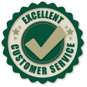 Greenwood Cleaning Systems has excellent customer service.