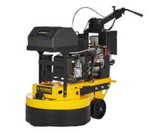 concrete polishing janitorial cleaning equipment