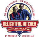 Delightful Kitchen Remodeling by Probuild Creations LLC