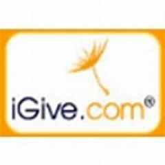 This iGive icon shows a company that donates a portion of every sale made with them to the Melrose Humane Society.  It does not cost the buyer at all.