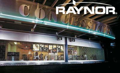 Raynor Commercial Rolling Door