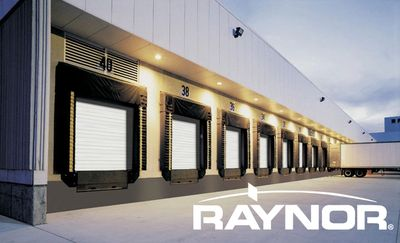 Raynor TH160 - Thermal Sectional Door