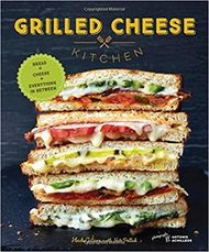Grilled Cheese Cookbook Cover