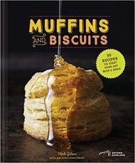 Muffins and Biscuits Cookbook Cover