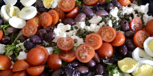 Catering Salad Organic Office Corporate Vegetables Healthy