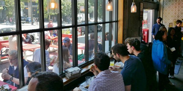 Restaurant Franchise - The American Grilled Cheese Kitchen