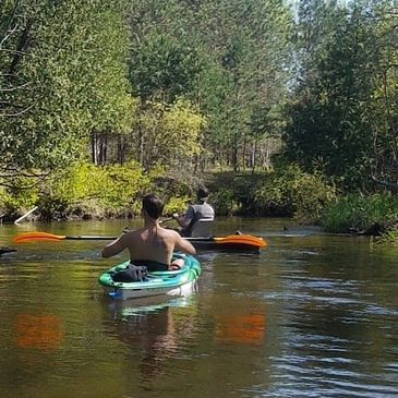 Betsie River Canoes and Campground - Canoe/Kayak Rentals