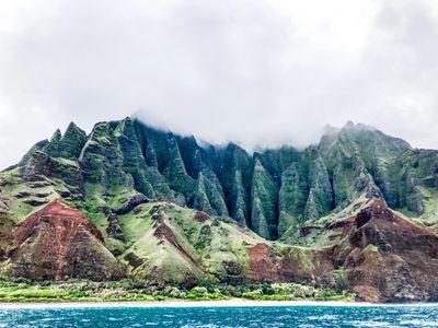 Napali Coast Boat Tours Kauai Boat Snorkel Tours Boat