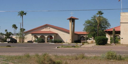 Apache Junction Church for sale