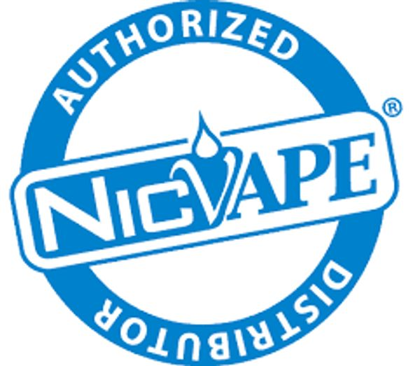 Authorized Distributor for NicVape USA